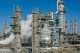 Industrial Oil Refinery