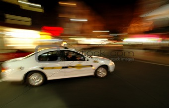 australian taxi