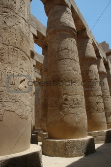 Carnac Temple2