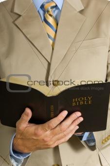 Business man or Preacher