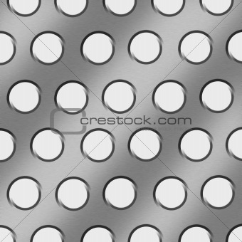 Aluminum Rivets Background