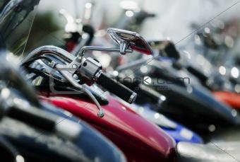 Motorcycle Bits: Handlebar