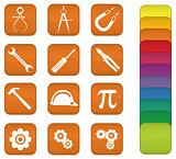 Engineering and Tools Icons