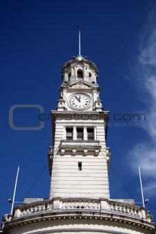 Clock Tower - Aotea Square, Aukland, New Zealand