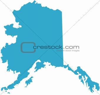 Alaska state of USA