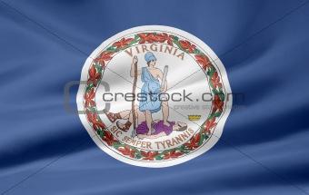 Flag of Virginia - USA
