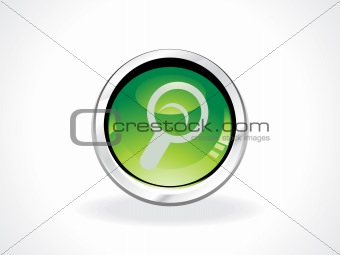 abstract searh icon