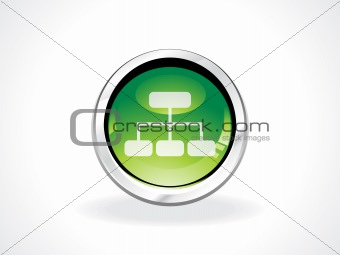 abstract sitemap icon