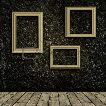 old photo frames