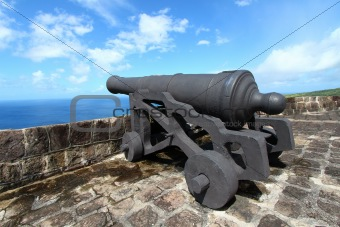Brimstone Hill Fortress - Saint Kitts