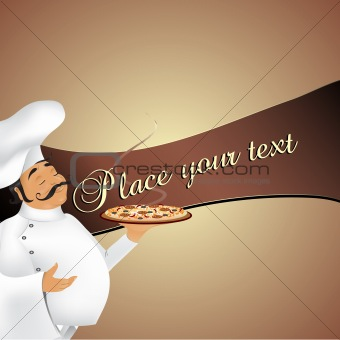 Chef background