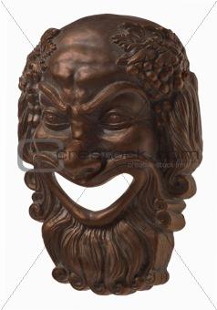 Bacchus mask