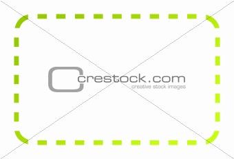 Green eco coupon