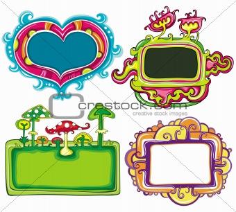 cute frames,