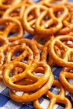 baked pretzels