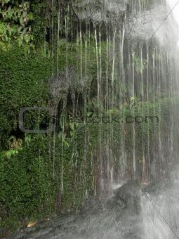 Waterfall - Lake Wakatipu, New Zealand