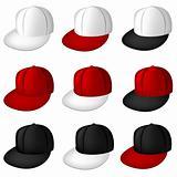 Vector full caps
