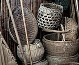 Old Chinese Farm Tools