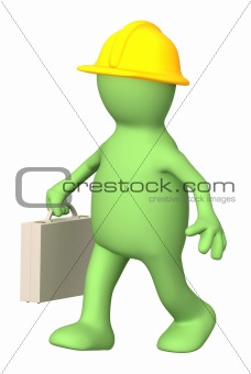 3d worker