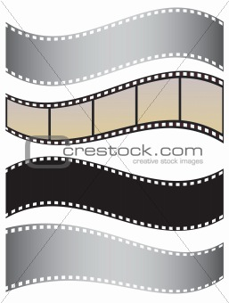 A set of films
