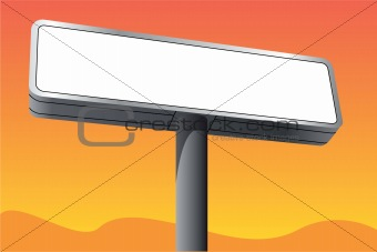 outdoor billboard