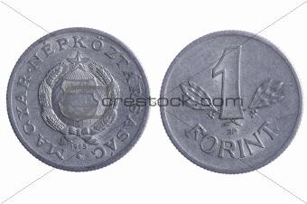forint coins
