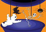Halloween, a carousel of horror