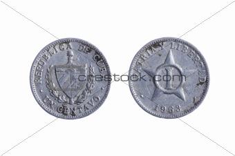 Cuba coins macro