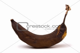 Over Ripe Banana