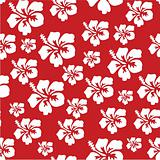 Seamless flower texture.