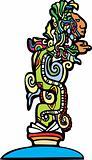 Mayan Vision Serpent.