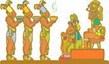 Mayan Court