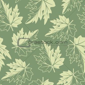 Green leaves(