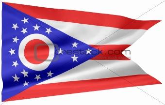 Flag of Ohio- USA
