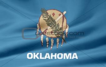 Flag of Oklahoma - USA