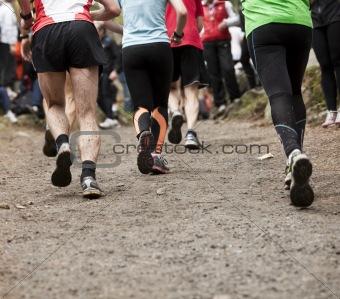 Foot Race