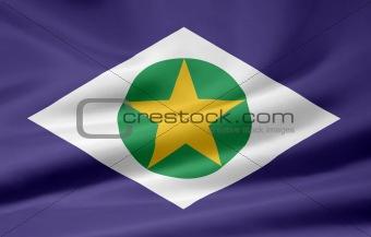 Flag of Mato Grosso - Brazil