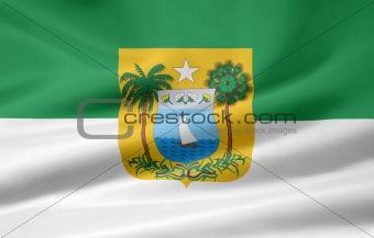 Flag of Rio Grande do Norte - Brazil