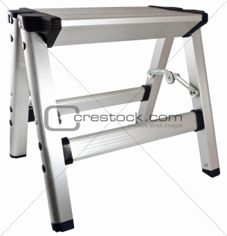 Aluminum Step Stool Ladder
