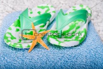 Flip-flops and Starfish