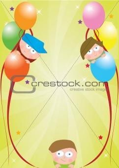 Celebration card