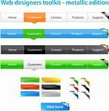 Designers toolkit - metallic edition