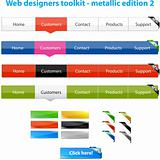 Designers toolkit - metallic edition