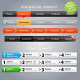 Designers toolkit series - Navigation menus