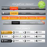 Designers toolkit series - Navigation menus