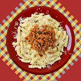 pasta bolognese