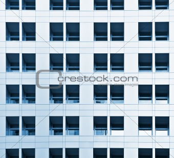 Architecture of office building