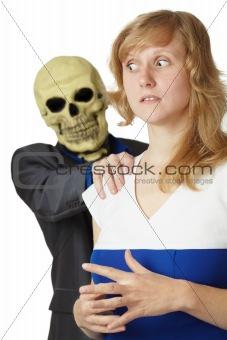 Death takes woman