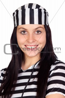 Beautiful prisoner
