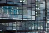 Futurstic Financial District